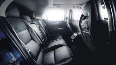 Lynk & Co 02 - rear seats