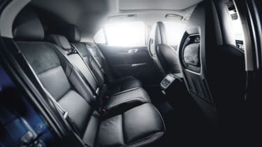 Lynk & Co 02 - rear seats