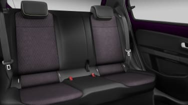 SEAT Mii by Cosmopolitan - rear seats