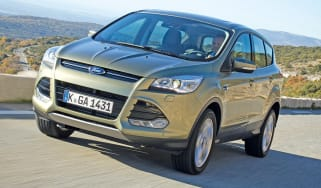 Ford Kuga front tracking