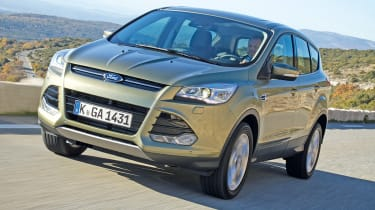 Ford Kuga Ecoboost Review Auto Express