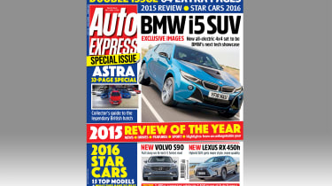 Auto Express Issue 1,400
