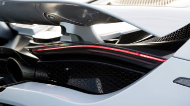 McLaren 720S - rear detail