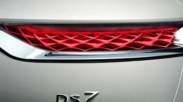 DS 7 Crossback E-Tense tail light