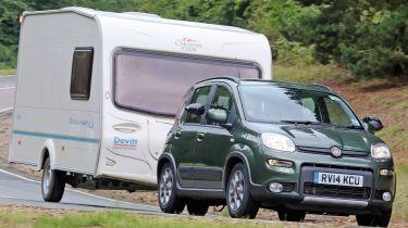 Fiat Panda 4x4 Tow Car Awards