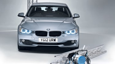 Best Compact Executive: BMW 3 Series