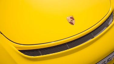 Porsche 911 GT3 - Porcshe badge