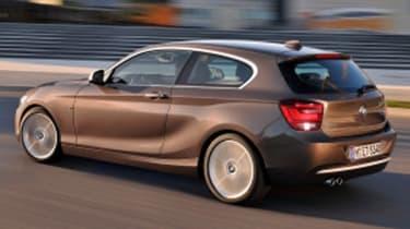 BMW 1 Series Urban Line Rear
