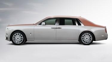 Rolls-Royce Phantom - Whispered Muse side