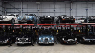 Inside Jaguar Land Rover Classic Works - header