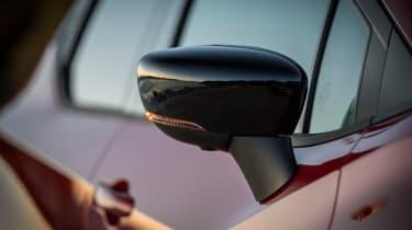 Nissan Micra 2017 petrol - door mirror