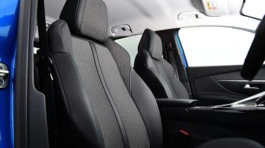 Peugeot 3008 - seat