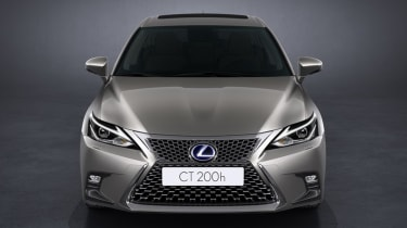 2018 Lexus CT facelift front