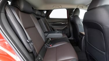 Mazda CX-30 SkyActiv-X - rear seats