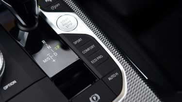 BMW 3 Series long termer - first report drive mode