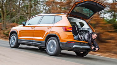Our fleet cars 2017 - SEAT Ateca