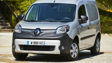 A to Z guide to electric cars - Renault Kangoo Z.E