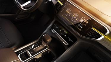 Volkswagen Atlas Tanoak concept - interior