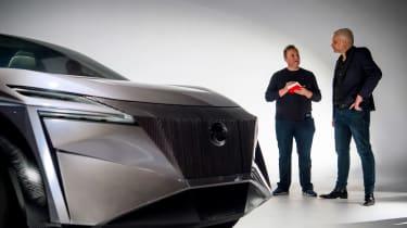 Nissan IMQ concept - interview