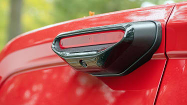 Citroen Berlingo Van rear camera