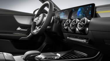 CES 2018 preview - A Class interior