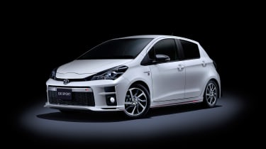 Toyota Vitz GR Sport