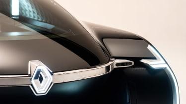 Renault EZ-Ultimo - front detail