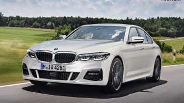 New BMW 3 Series - front (watermarked)