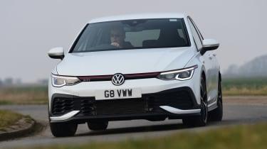 Volkswagen Golf GTI Clubsport - front action