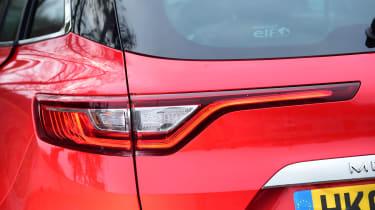 Renault Megane ST - rear detail