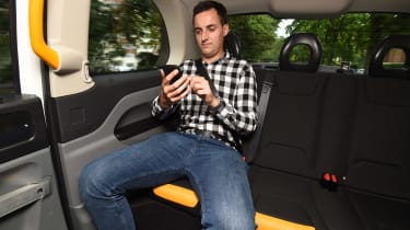 TX London Taxi - Lawrence Allan phone