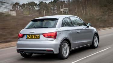 Audi A1 - rear