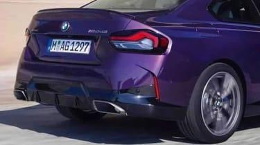 BMW 2 Series - 2021 leak image