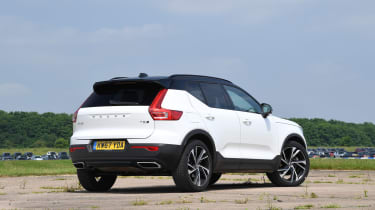 Volvo XC40 - rear static