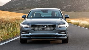 Volvo S90 saloon 2016 - front