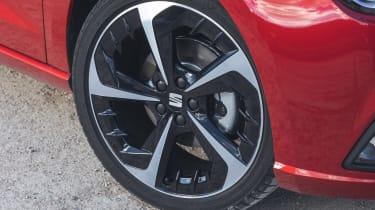 SEAT Ibiza facelift - wheel