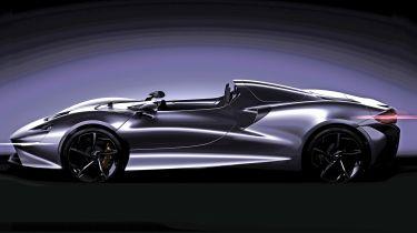 McLaren GT Superlight teaser