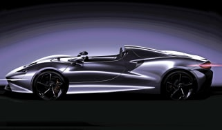 McLaren GT Superlight teaser