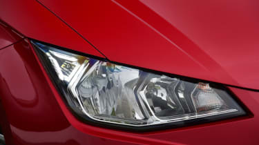 SEAT Ibiza - headlight