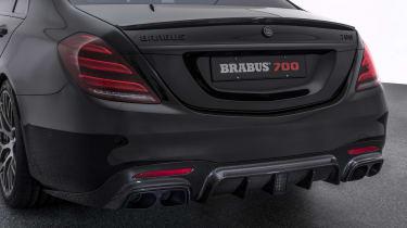 Brabus 700 rear bumper
