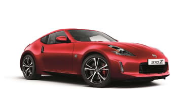 Nissan 370z 2018 front