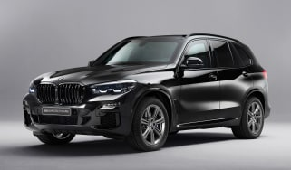 BMW X5 Protection VR6 - front