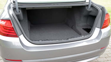 Used BMW 5 Series - boot