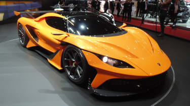 Geneva Motor Show 2016 - Apollo Arrow