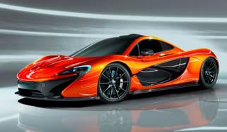 McLaren P1 revealed