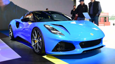 Lotus Emira - Goodwood Festival of Speed 2021