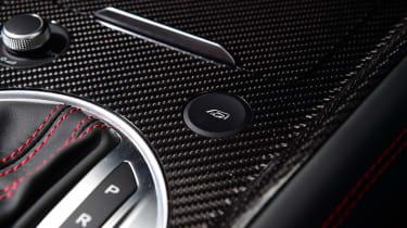 Audi TT RS - mode