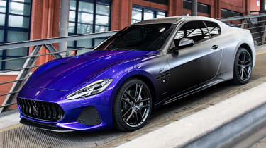 Maserati GranTurismo Zeda - front 3/4 static