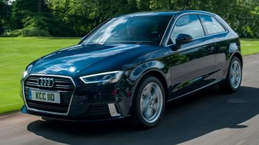 Best hatchbacks 2017/2018  - Audi A3