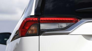 Toyota RAV4 rear light